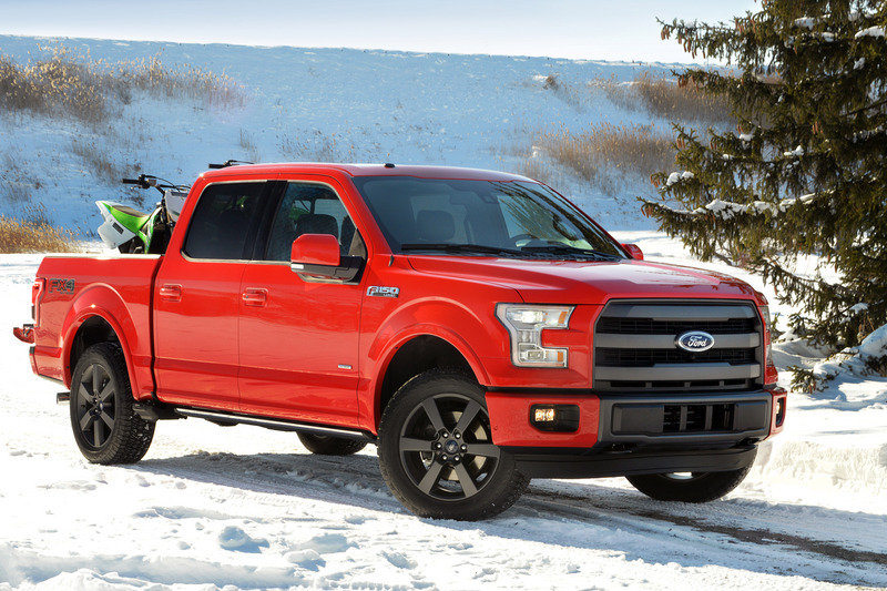 2015 Ford F-150 High Resolution Exterior - image 538332