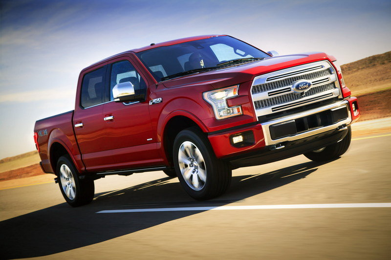 2015 Ford F-150 High Resolution Exterior - image 537937