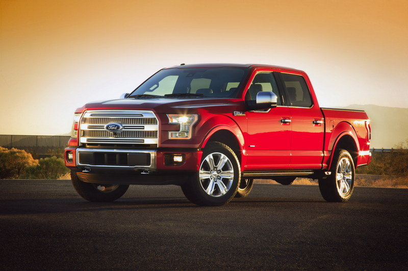2015 Ford F-150 High Resolution Exterior Wallpaper quality - image 537938
