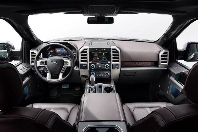 2015 Ford F-150 High Resolution Interior - image 537933