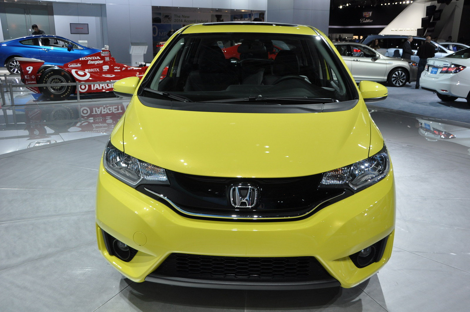 2015 honda fit picture 538540 car review top speed. Black Bedroom Furniture Sets. Home Design Ideas