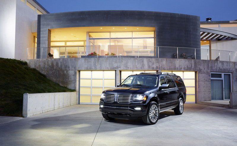 2015 Lincoln Navigator High Resolution Exterior Wallpaper quality - image 539486