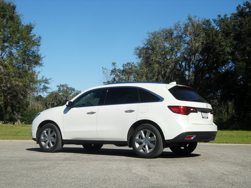 2014 Acura MDX - Driven High Resolution Exterior - image 539237