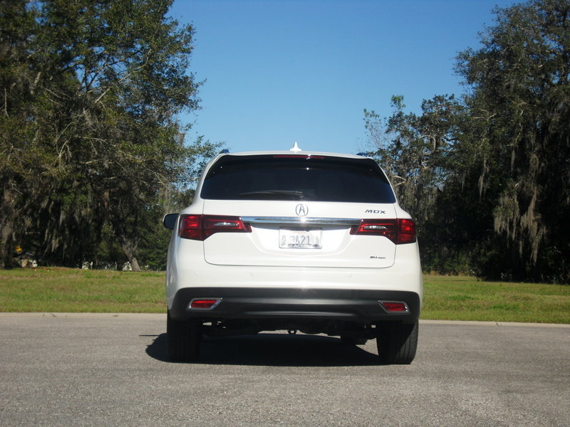 2014 Acura MDX - Driven High Resolution Exterior - image 539238