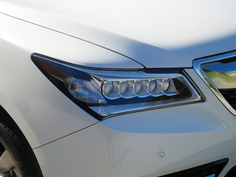 2014 Acura MDX - Driven High Resolution Exterior - image 539240