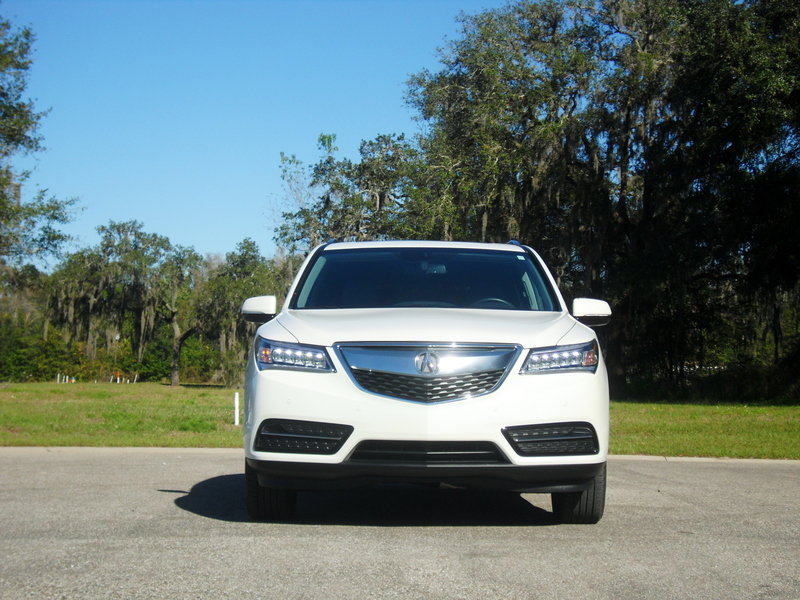 2014 Acura MDX - Driven High Resolution Exterior - image 539241