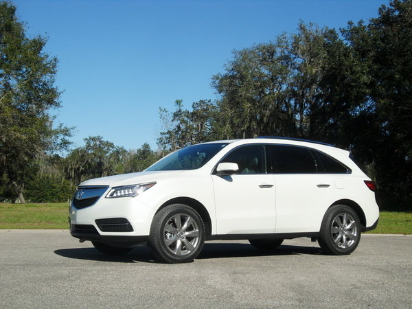 2014 Acura MDX - Driven Review - Top Speed