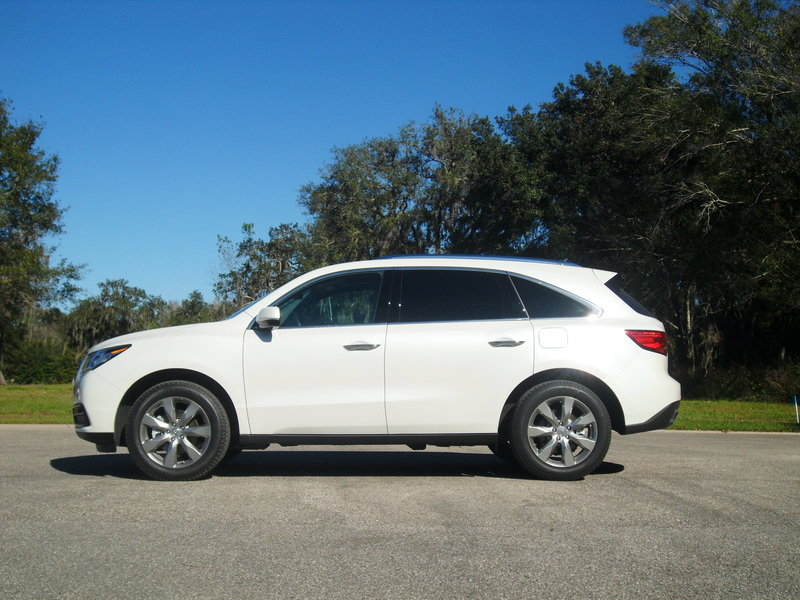 2014 Acura MDX - Driven High Resolution Exterior - image 539244