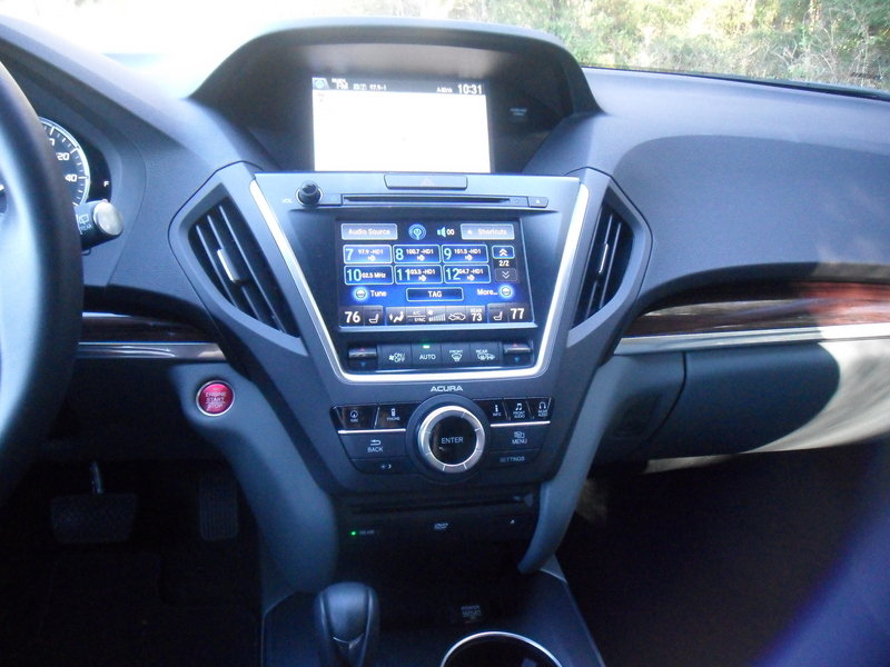 2014 Acura MDX - Driven Interior - image 539226