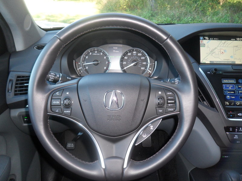2014 Acura MDX - Driven Interior - image 539225