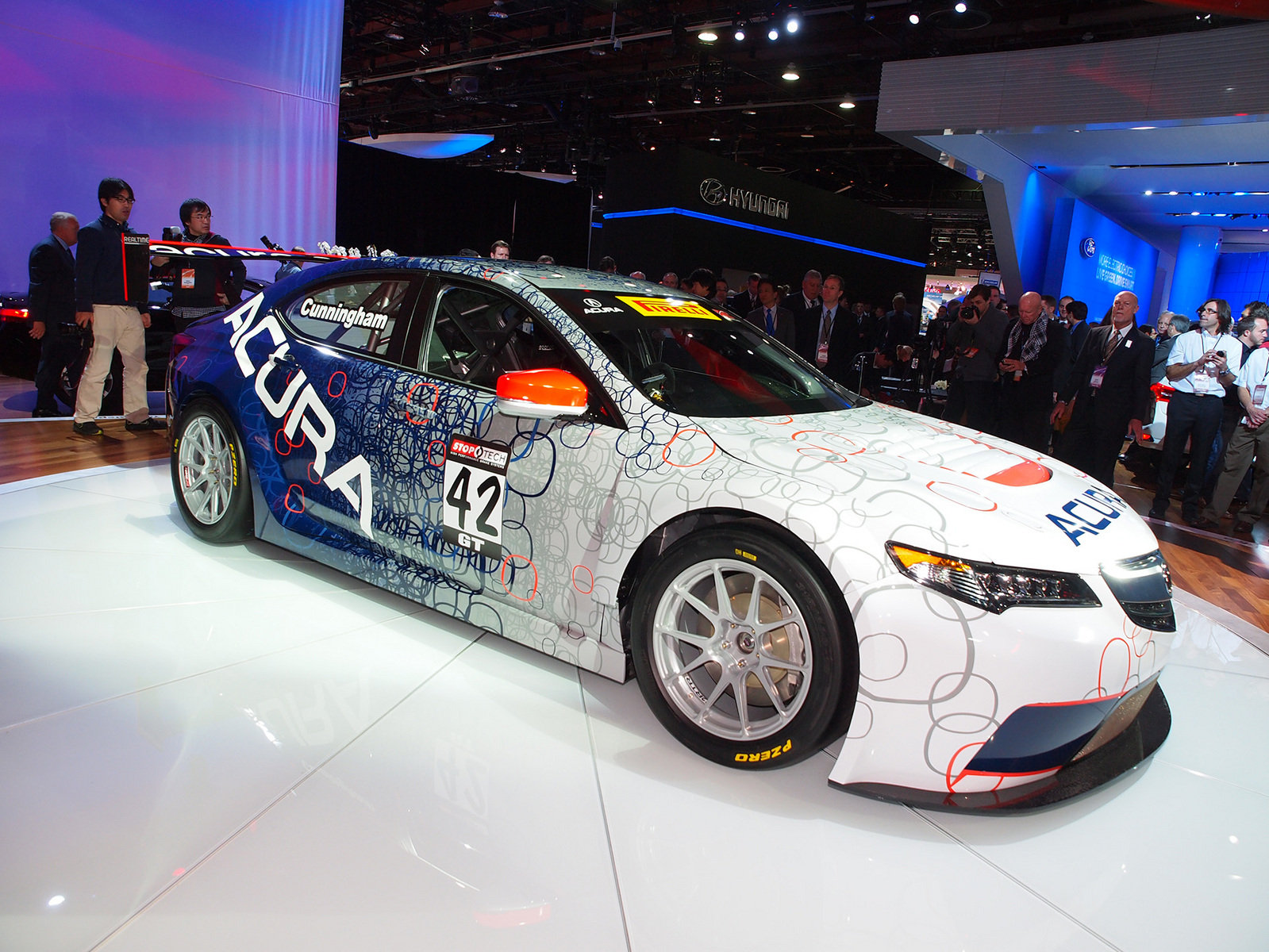 2015 acura tlx gt race car picture 538614 car review top speed. Black Bedroom Furniture Sets. Home Design Ideas