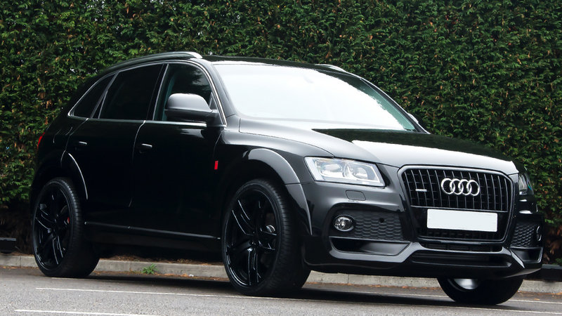 2014 Audi Q5 Brilliant Black By Kahn Design