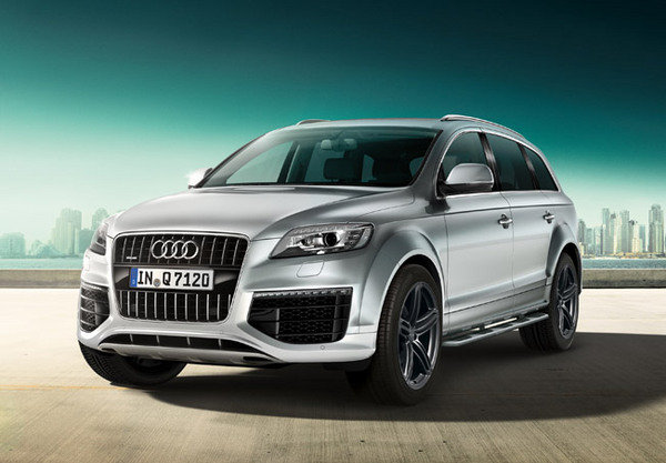 2014 audi q7 s line sport edition car review top speed. Black Bedroom Furniture Sets. Home Design Ideas