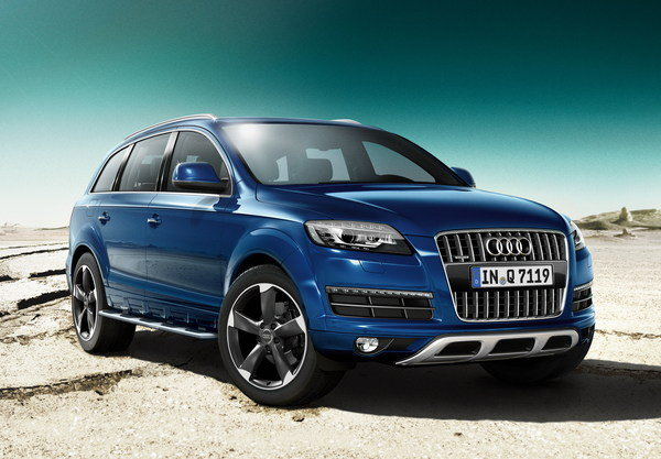 2014 audi q7 s line style edition car review top speed. Black Bedroom Furniture Sets. Home Design Ideas