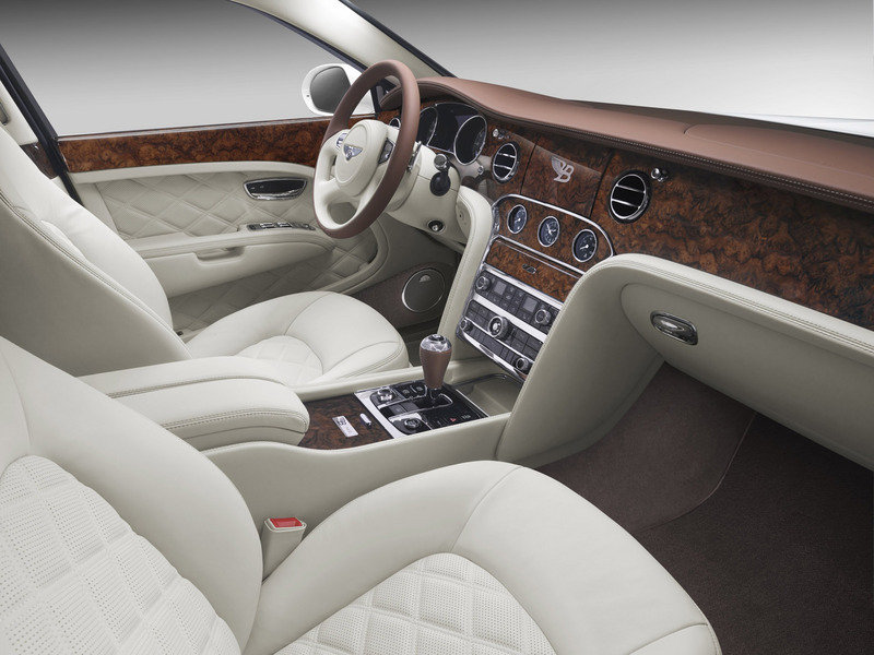 2014 Bentley Mulsanne Birkin Limited Edition Interior - image 538308