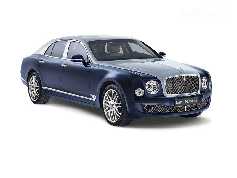 2014 Bentley Mulsanne Birkin Limited Edition High Resolution Exterior - image 538311