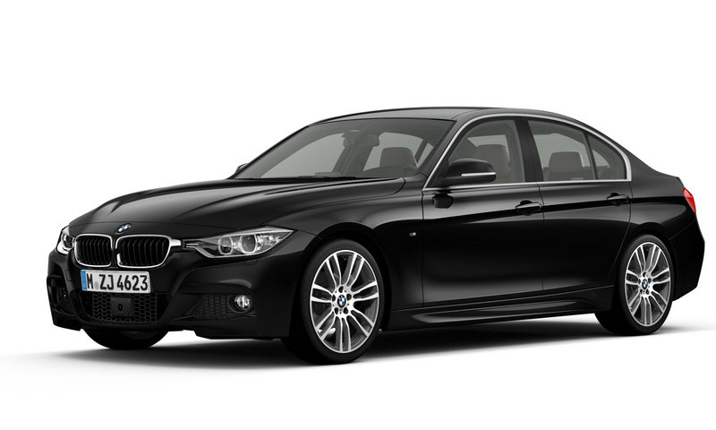 2014 BMW 3 Series Exclusive Sport High Resolution Exterior - image 537410