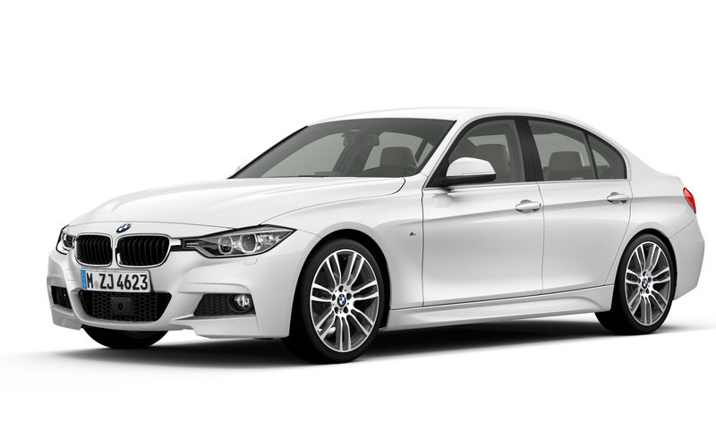 2014 BMW 3 Series Exclusive Sport