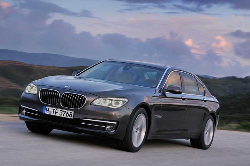 BMW 7 Series Reviews Specs Prices