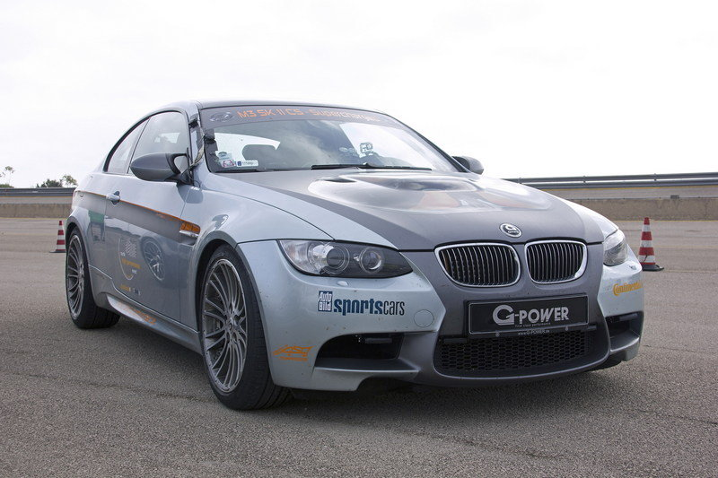 "2014 BMW M3 ""Hurricane 337 Edition"" by G-Power"
