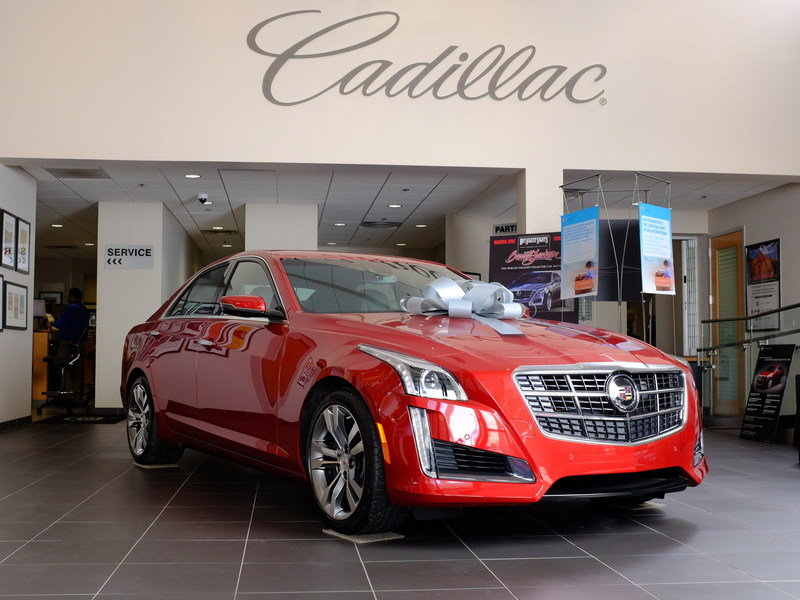 Cadillac Becomes Fastest-Growing Luxury Brand in 2013