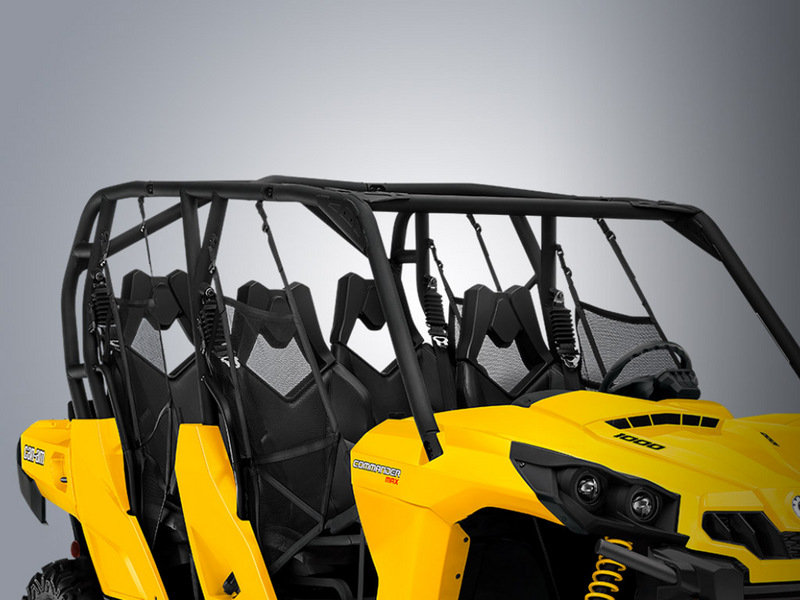 2014 Can-Am Commander MAX DPS | Top Speed