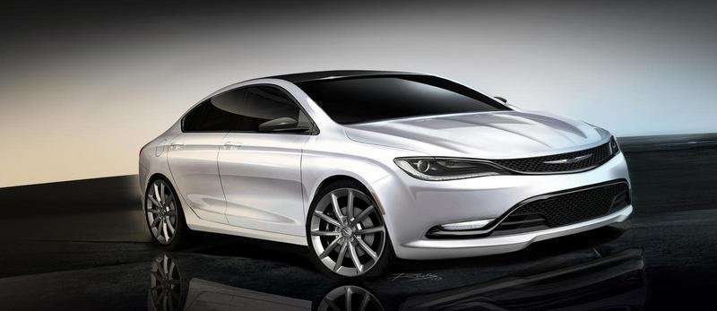 2015 Chrysler 200 by Mopar