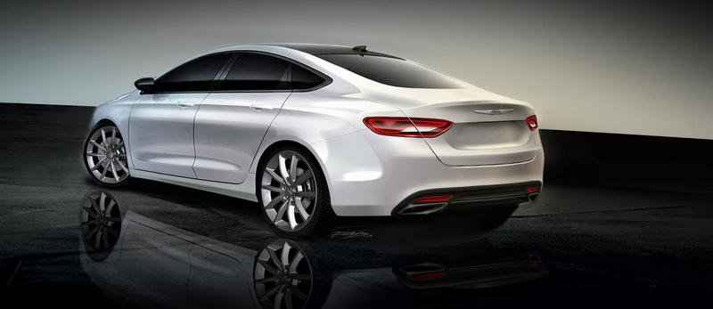 2015 Chrysler 200 by Mopar High Resolution Exterior - image 538280