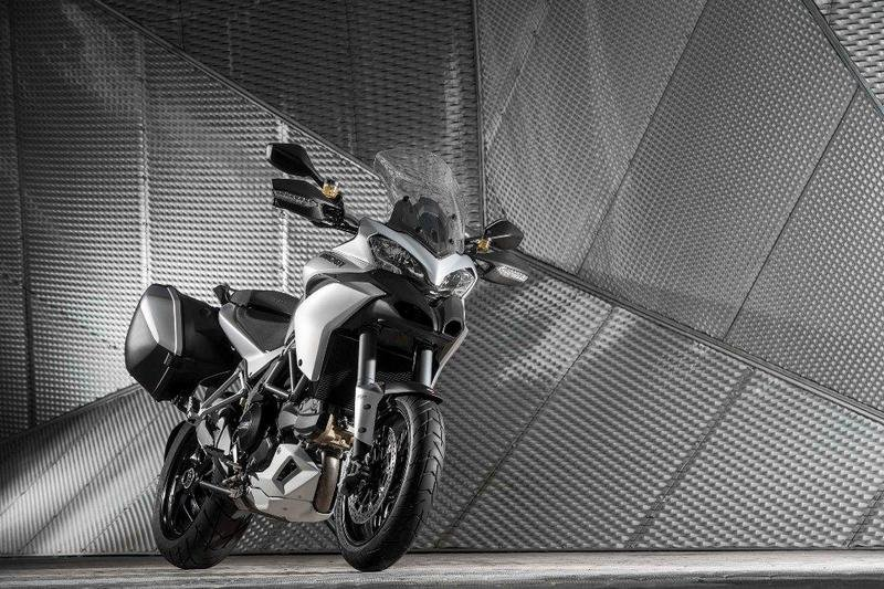 2014 Ducati Multistrada 1200 S Touring High Resolution Exterior - image 540014