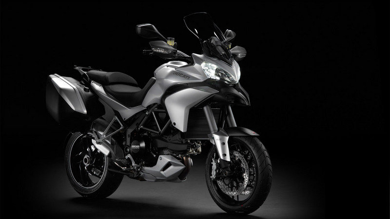 2014 Ducati Multistrada 1200 S Touring High Resolution Exterior - image 540020