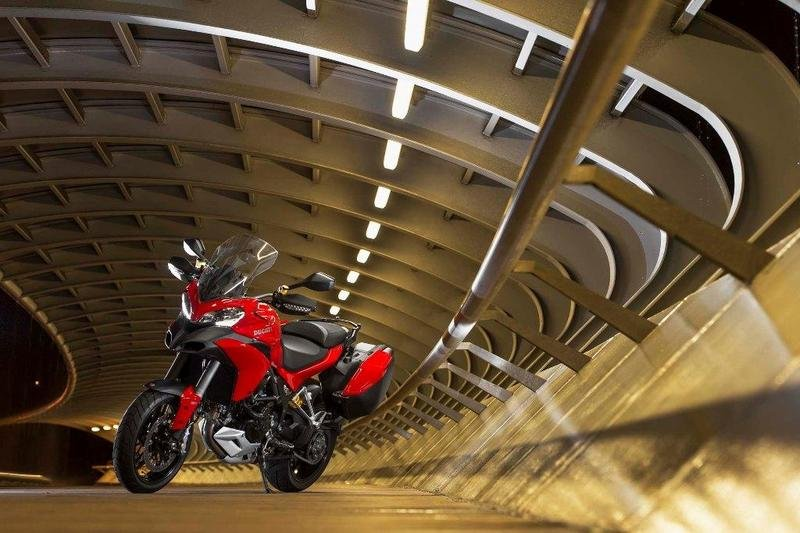 2014 Ducati Multistrada 1200 S Touring High Resolution Exterior - image 540011