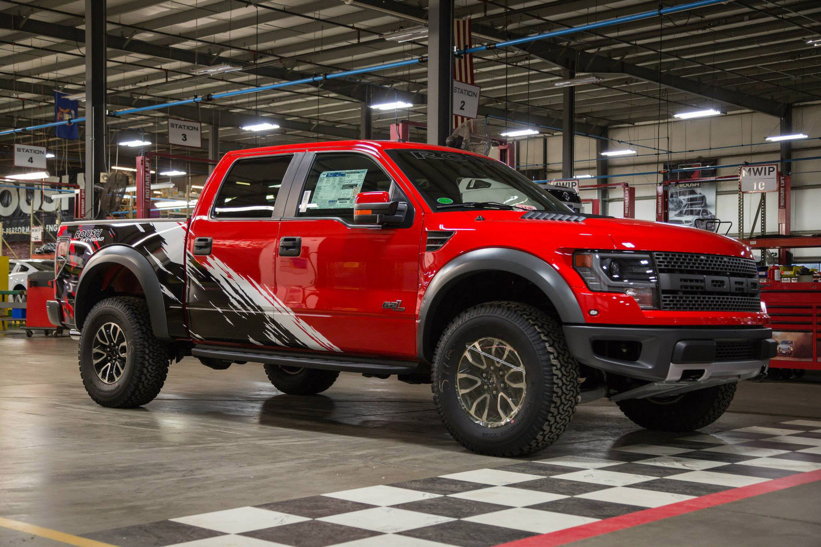 2014 ford f 150 svt raptor by roush performance review top speed. Black Bedroom Furniture Sets. Home Design Ideas