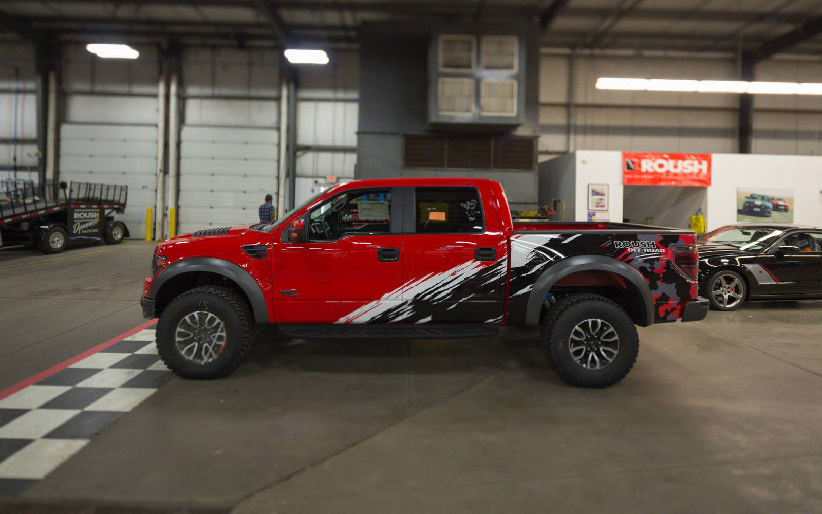 2014 Ford F 150 Svt Raptor By Roush Performance Picture