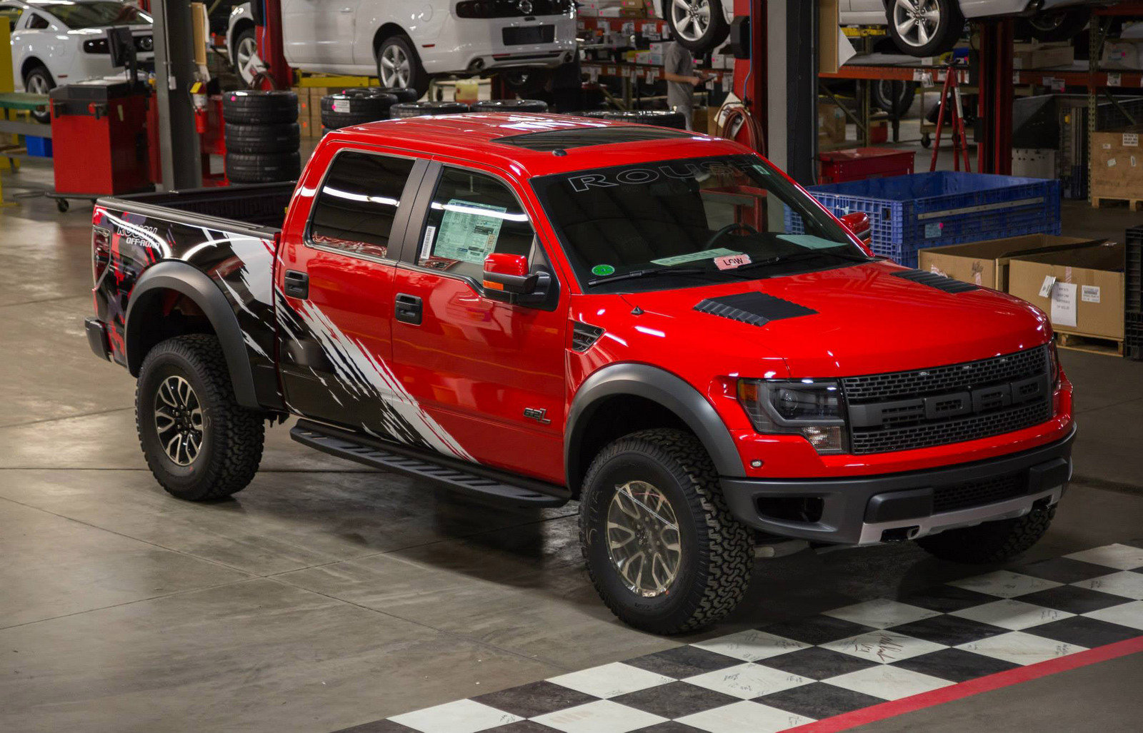 2014 ford f 150 svt raptor by roush performance picture 539294 car review. Cars Review. Best American Auto & Cars Review