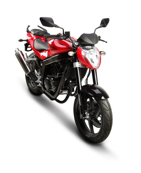 Motorcycle Review Top Speed: 2014 Hyosung GT 250 - Picture 537875