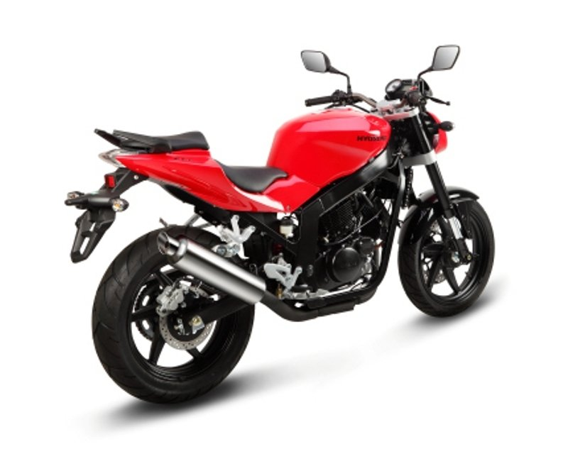Hyosung Reviews Specs Prices Top Speed