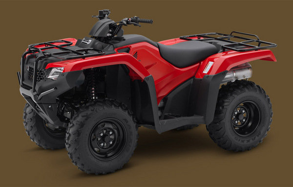 2014 Honda FourTrax Rancher Review - Top Speed