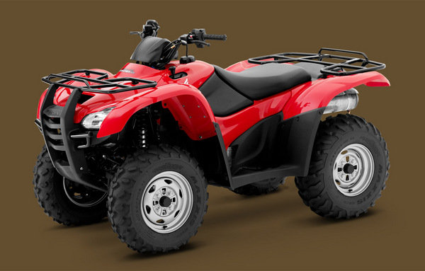 2014 Honda Fourtrax Rancher At Irs Picture 537634