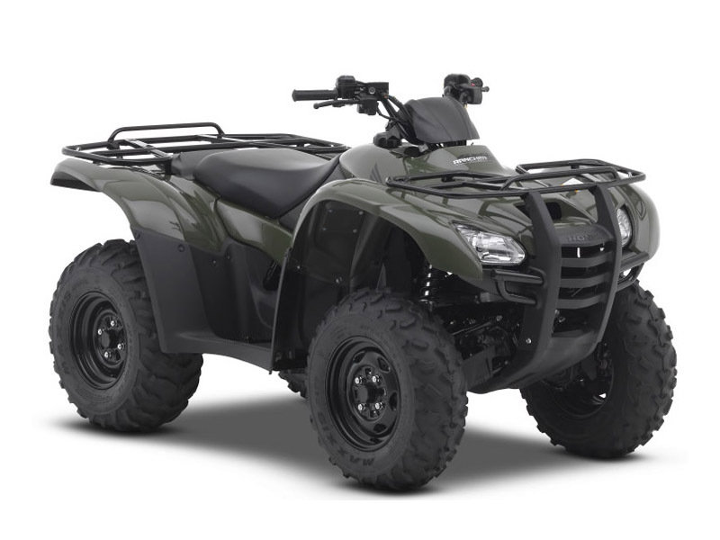 2014 Honda FourTrax Rancher AT IRS