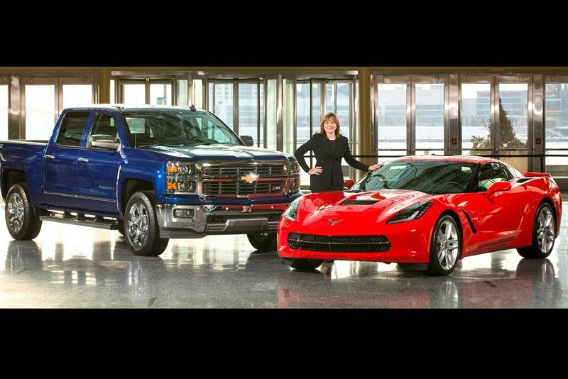 Chevrolet Corvette Stingray and Silverado 1500 Named North America Car and Truck of the Year