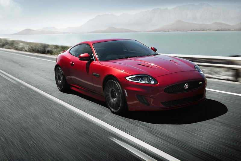 2014 Jaguar XK Dynamic R Edition