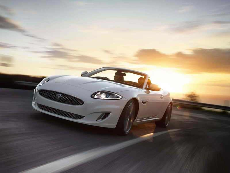 2013 Jaguar XK Signature Edition
