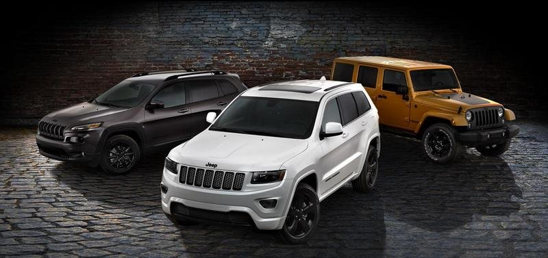 2014 Jeep Grand Cherokee Altitude High Resolution Exterior - image 539465