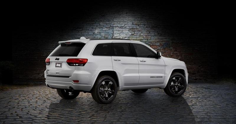 2014 Jeep Grand Cherokee Altitude High Resolution Exterior - image 539468