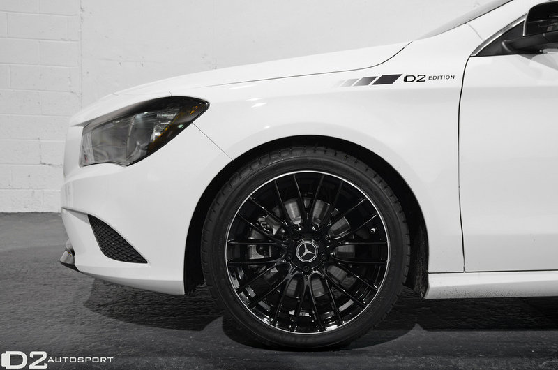 2014 Mercedes CLA250 by D2 Autosport High Resolution Exterior - image 537174