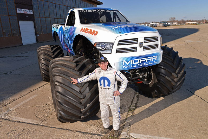 2014 Mopar Muscle Monster Truck