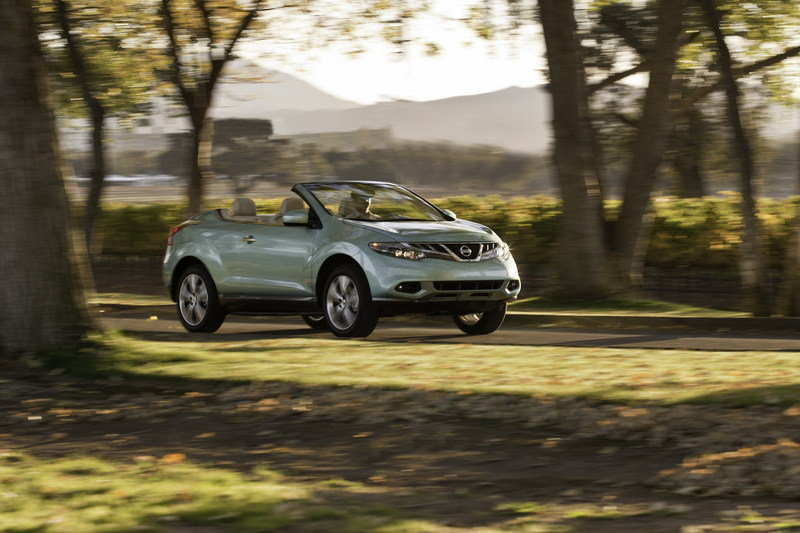 2014 Nissan Murano CrossCabriolet High Resolution Exterior Wallpaper quality - image 540068