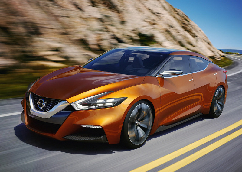 2014 Nissan Sport Sedan Concept High Resolution Exterior Wallpaper quality - image 538262