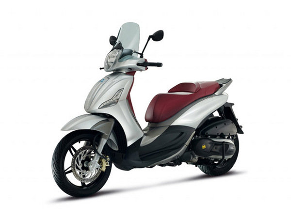 2014 piaggio bv 350 review - top speed
