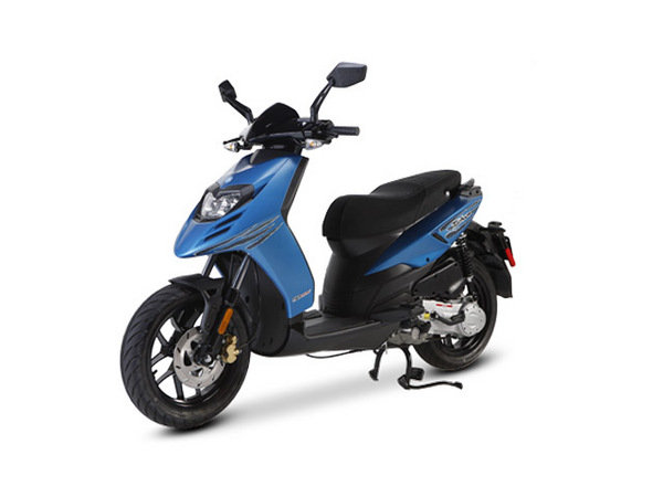 2014 piaggio typhoon 50 review - top speed